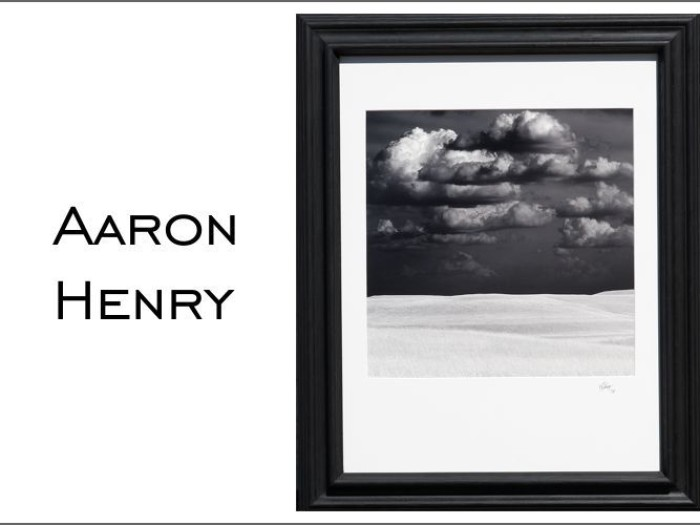Aaron Henry - Fine Art Photography at Cerbera Gallery, Crossroads KCMO