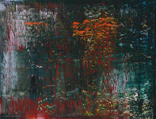 St. John - Giclee on Paper Size: 17.2 × 22.6 on 23.0 × 31.2 inches (unframed) - by Gerhard Richter