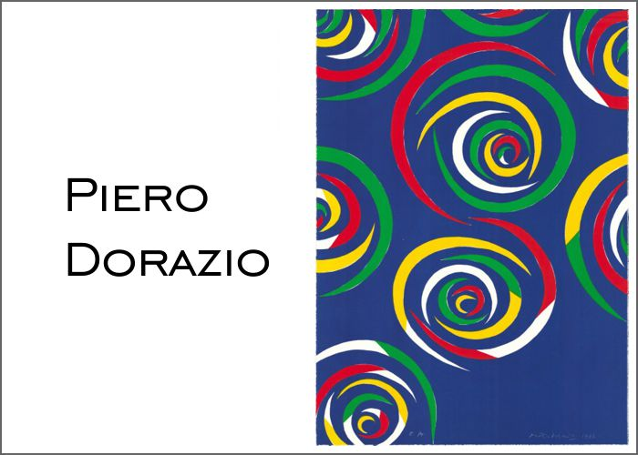 Piero Dorazio - Visual Artist