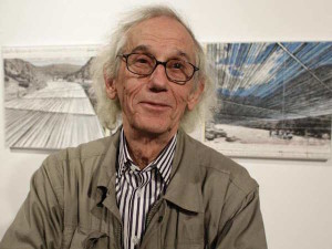Christo (and Jeanne-Claude)