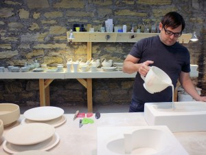 Paul Donnelly - Ceramic Artist