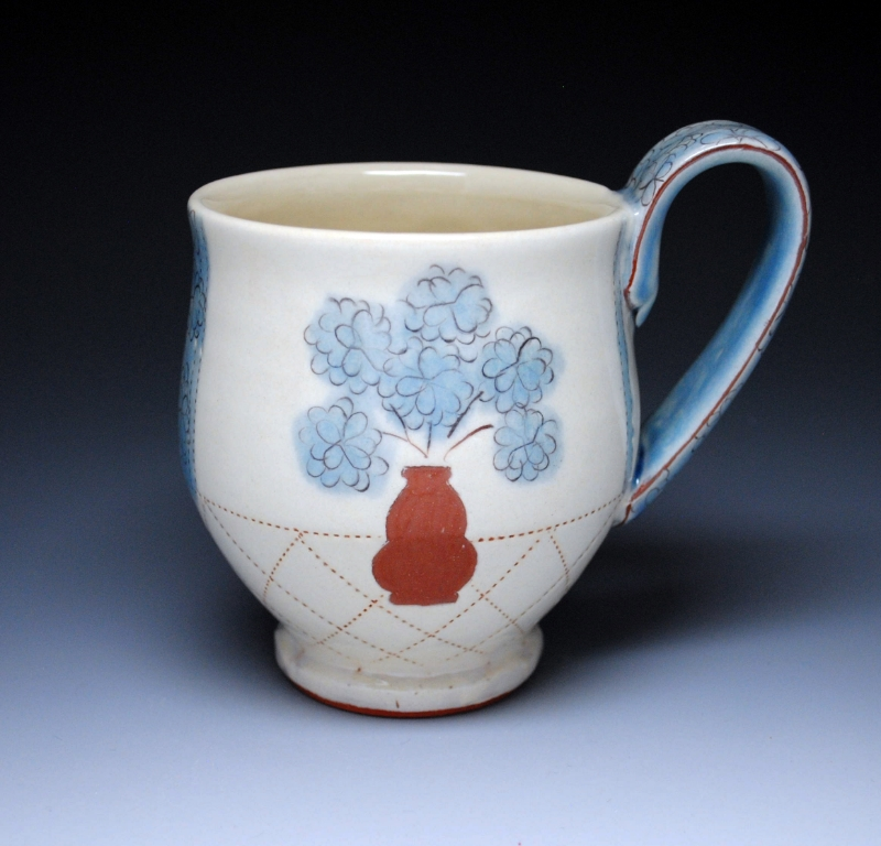 Ben Carter - Cup with Handle