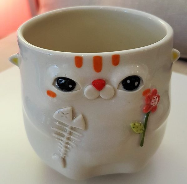 "Cup ""Cat"" - Title: Cup ""Cat"""