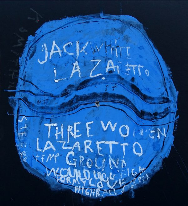 Off the Record / Jack White / Lazaretto - Title : Off the Record / Jack White / Lazaretto