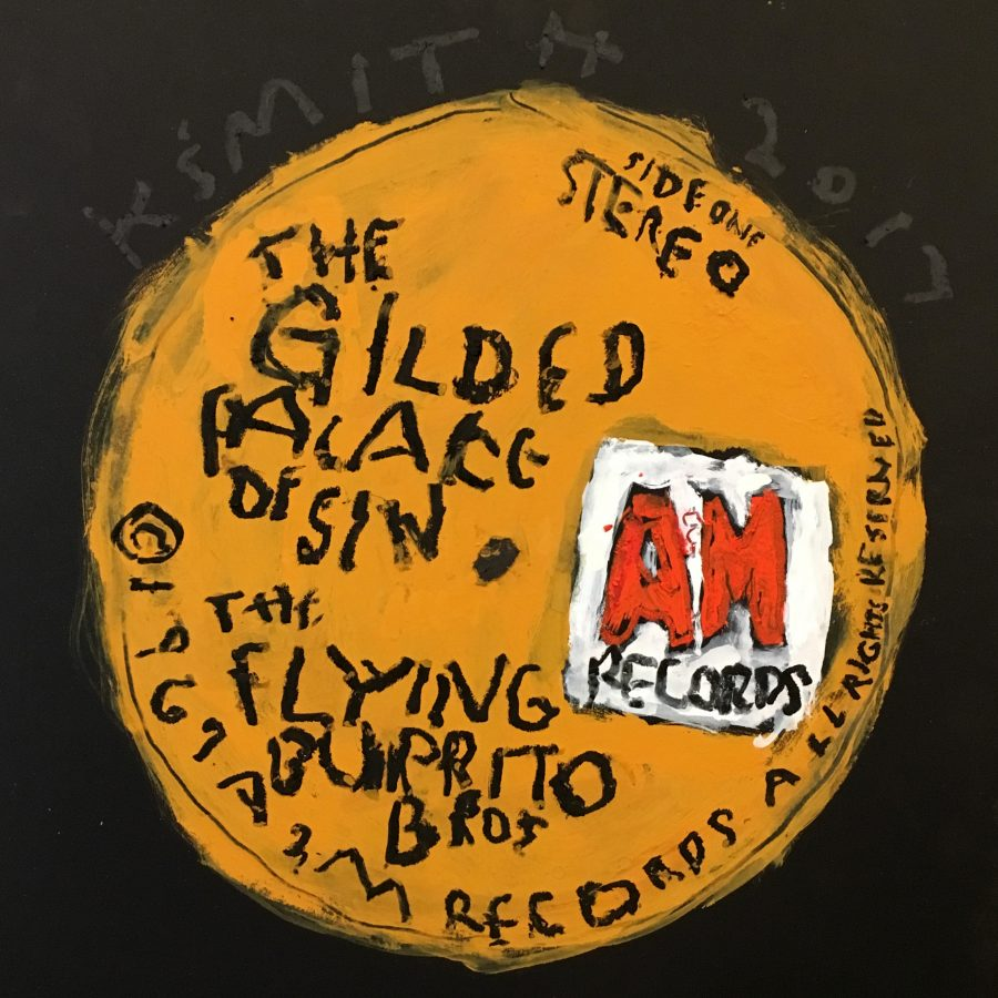 Off the Record / Fling Burrito Bros. / The Gilded Palace of Sin - Title : Off the Record / Fling Burrito Bros. / The Gilded Palace of Sin