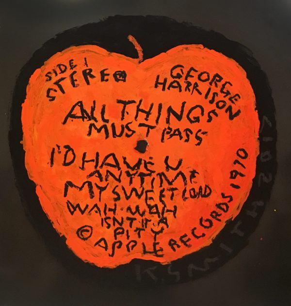 Off the Record / George Harrison / All things must pass - Title : Off the Record / George Harrison / All things must pass
