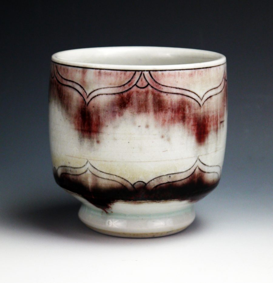 Red Blush Cup 6 - Steven Young-Lee