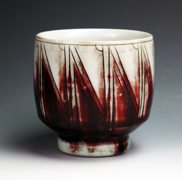 Deep Red Cup - Steven Young-Lee