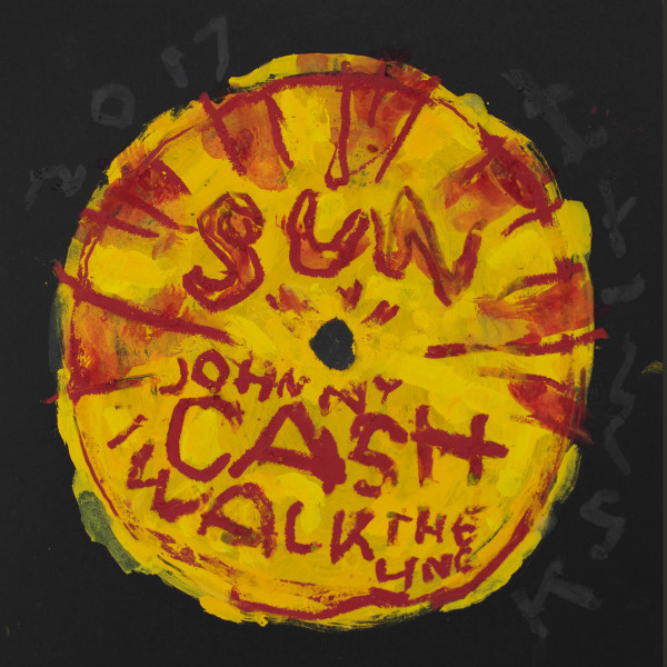 Off the Record / Johnny Cash / I Walk The Line - Title : Off the Record / Johnny Cash / I Walk The Line