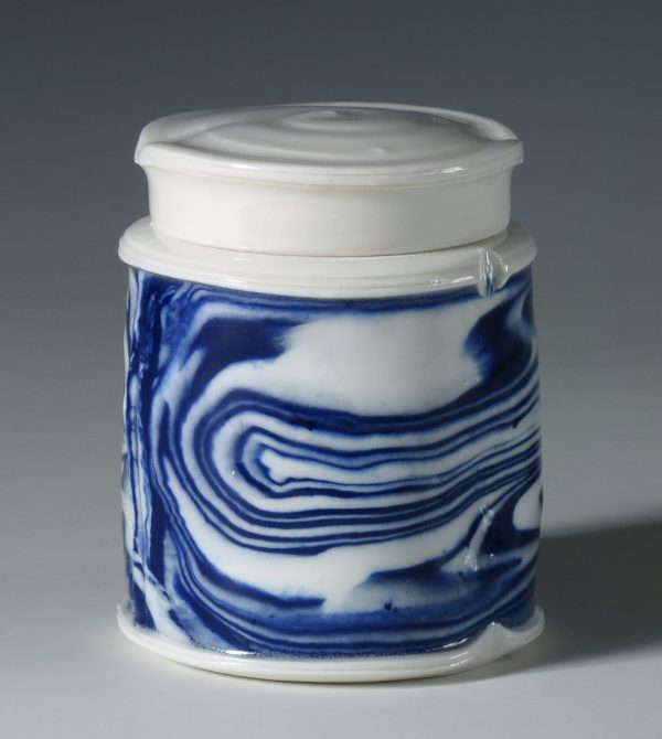 Lidded Box - Title : Lidded Box