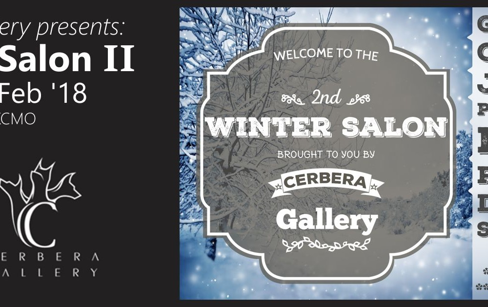 Cerbera Gallery Winter Salon II