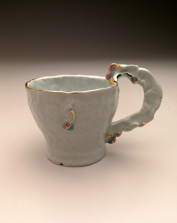 Mapping of Memories - mug 1 - Title : Mapping of Memories - mug 1