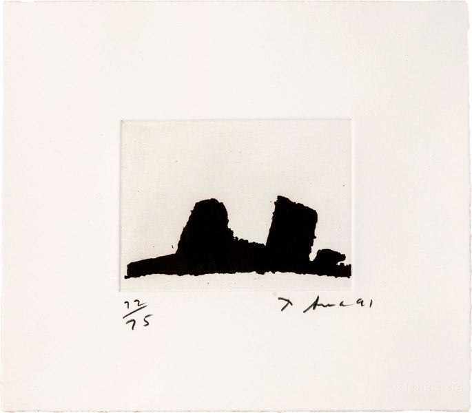 Cerbera Gallery: Richard Serra