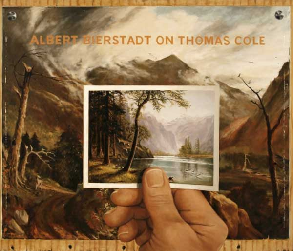 Albert Bierstadt on Thomas Cole - Jerry Kunkel