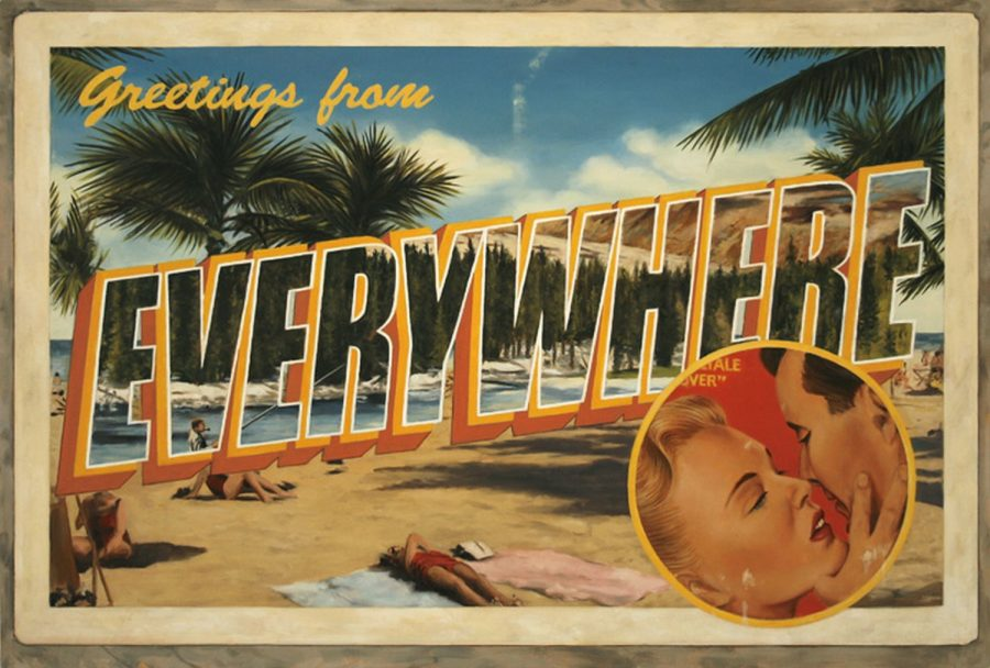 Everywhere - Jerry Kunkel