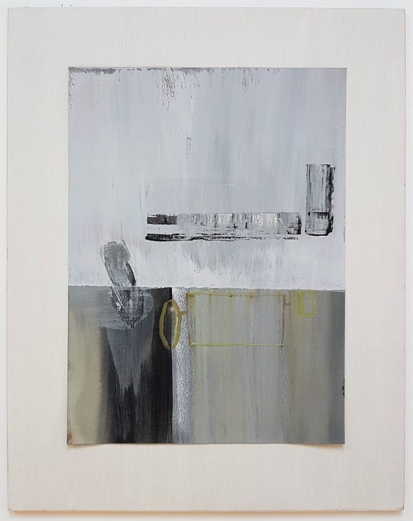 Untitled Gestural Abstract Composition - Matthias Kohlmann