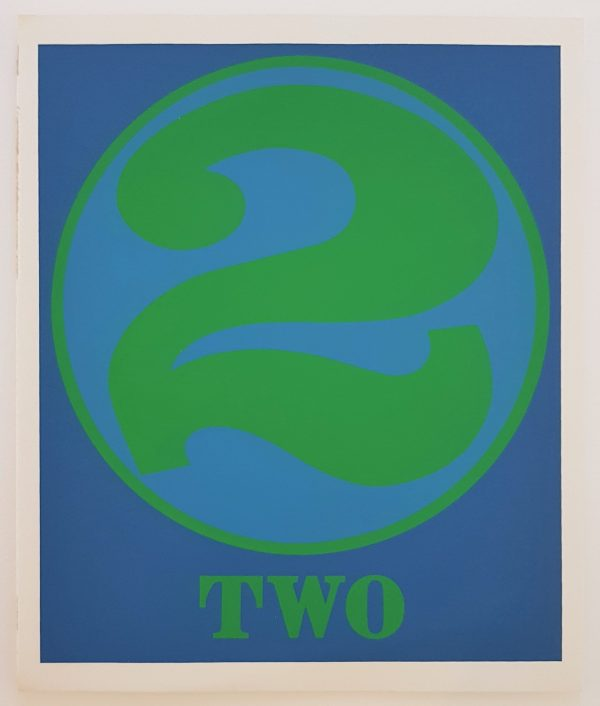 Two - Robert Indiana