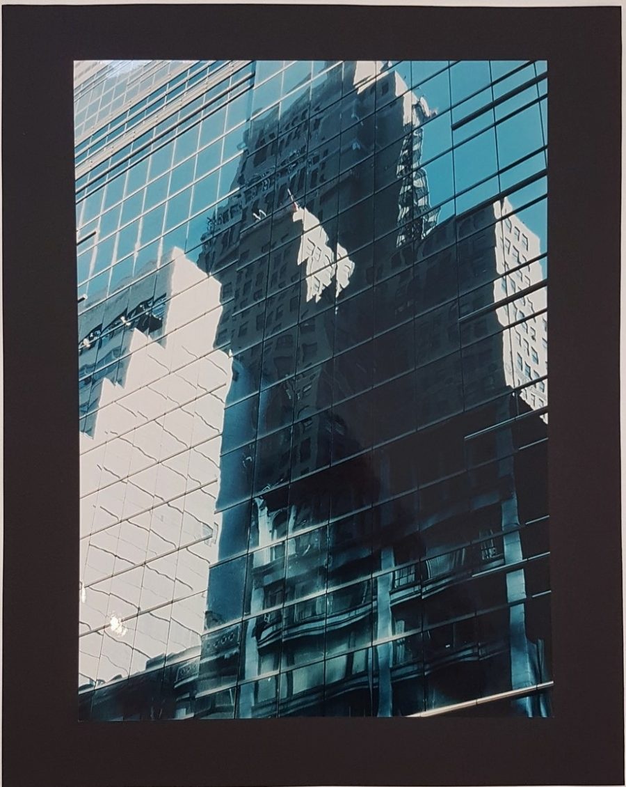 Madison Ave Mirror Effect - Wolff Buchholz