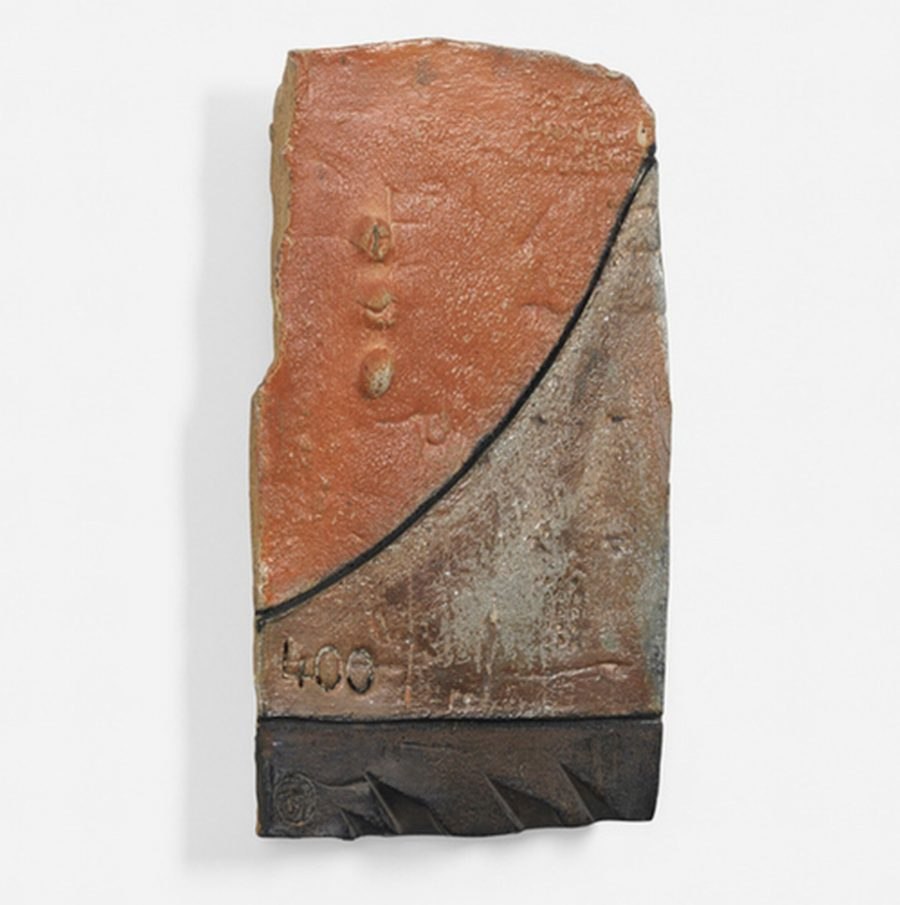 Untitled South Side Wall Sculpture (Chicago) - Theaster Gates