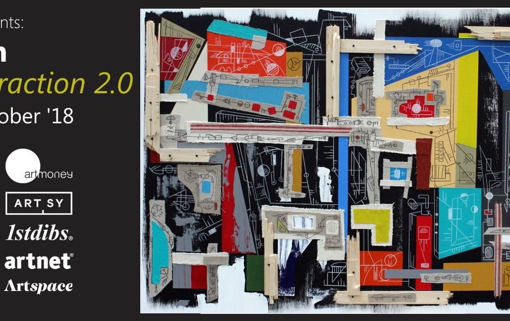 """Cerbera Gallery: Terry Dixon """"Kinetic Abstraction 2.0"""""""