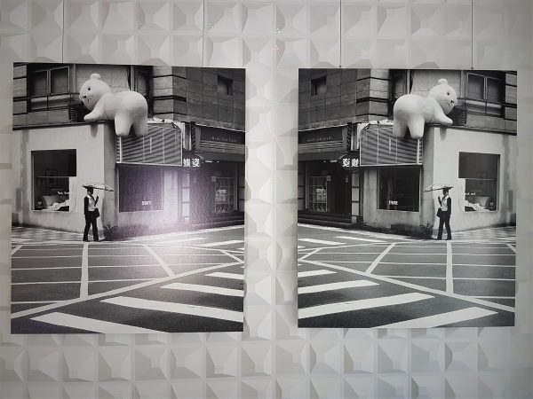Untitled (Taipei Series) - Diptych - Nick Schleich