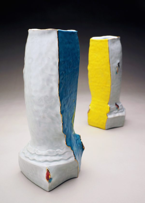 Vessels of You Set (Series 3) #2 (Yellow) - Title : Vessels of You set (Series 3) (Yellow)