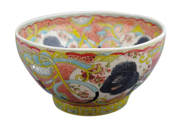 Poodle Peddler Pusher Bowl - Cone 6 Clay