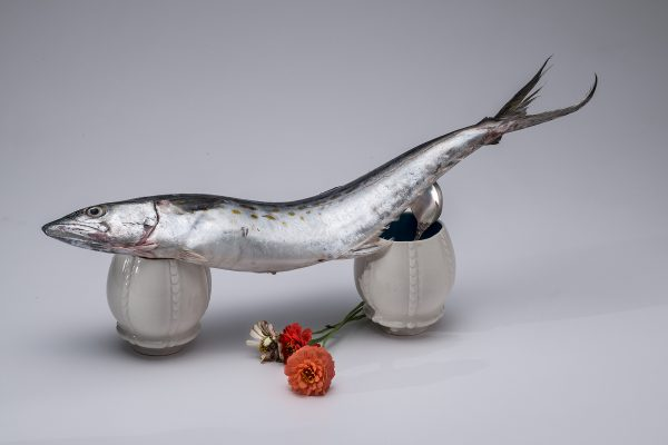 Memento Mori - Cups with Fish