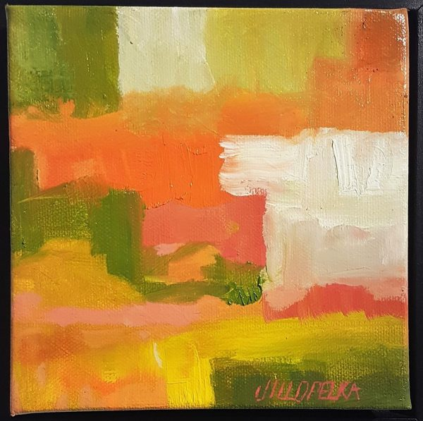Abstract II - Jill Opelka