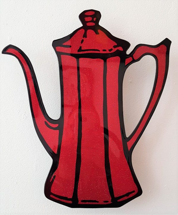 Coffee Pot - Tom Binger