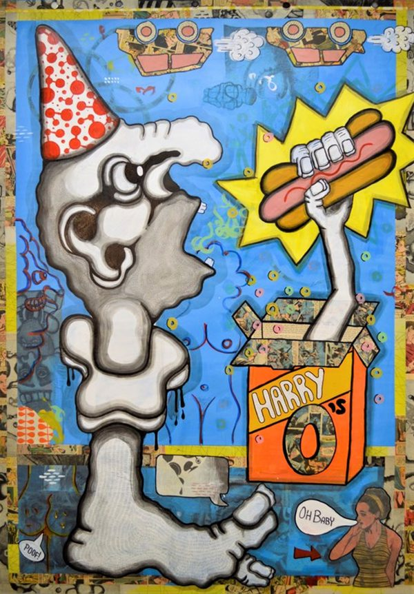 He's Got Good Hot Dogs - Jolynn Reigeluth             Title : He's Got Good Hot Dogs