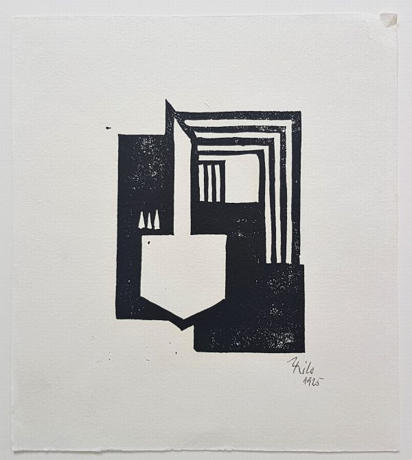 Abstract Geometric Composition - Thilo Maatsch