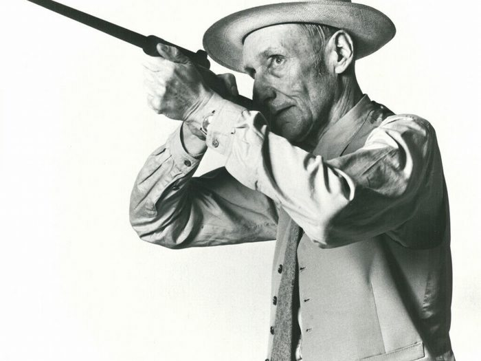 William S Burroughs - Robert Mapplethorpe