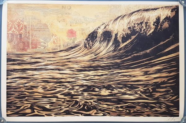 Dark Wave - Shepard Fairey