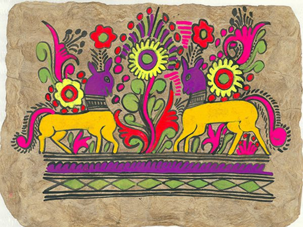 Fable Animal - Unknown Indian Visual Artist