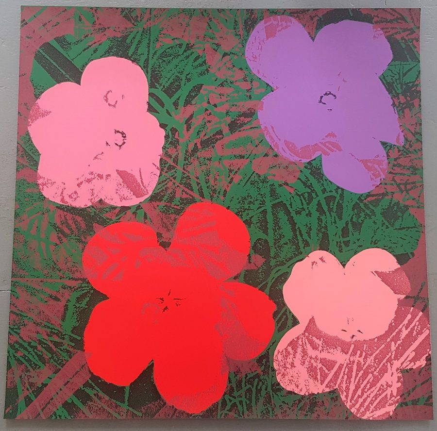 Flowers (Pink