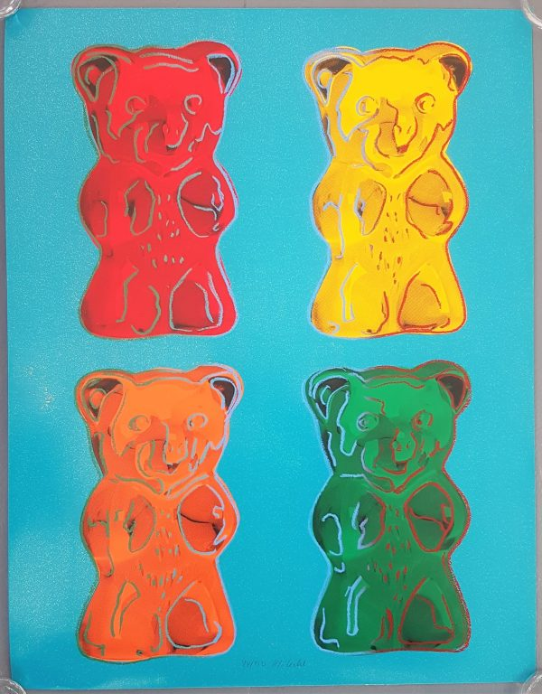 Gummibears #2 (Pop Art