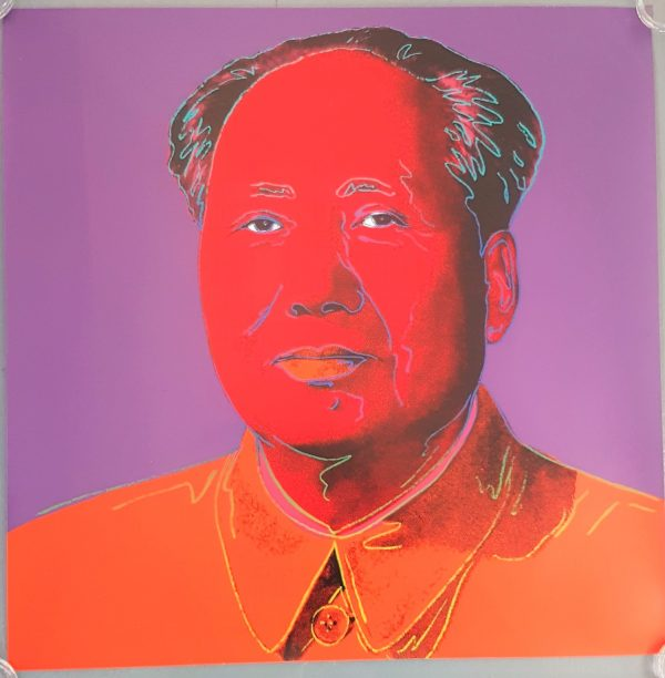 Mao #2 (Pop Art