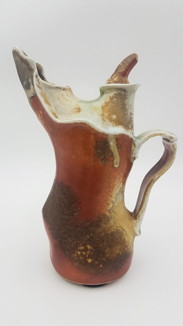 Wood Fired Pitcher - Melanie Sherman