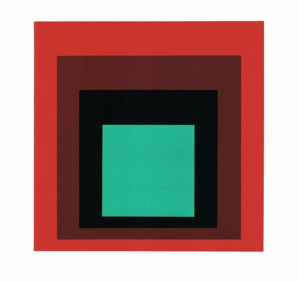 Homage to the Square - Josef Albers (after)