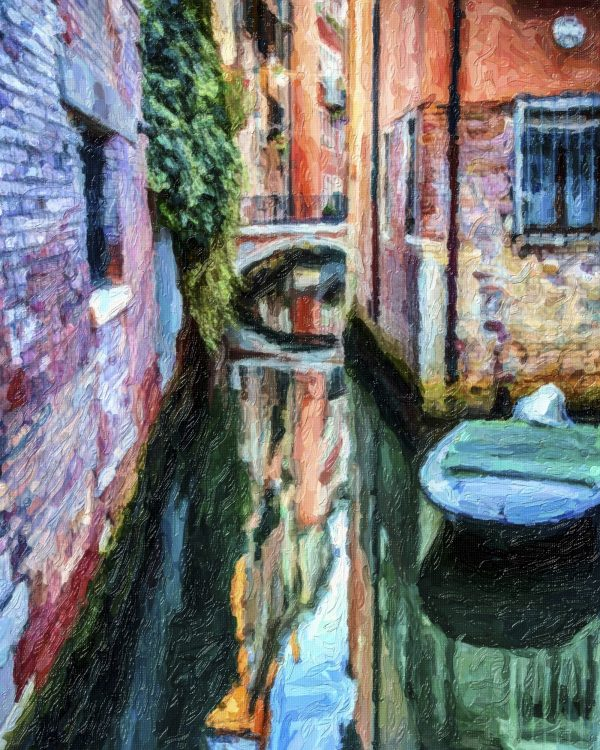 Quiet Canal - Jack Hayhow