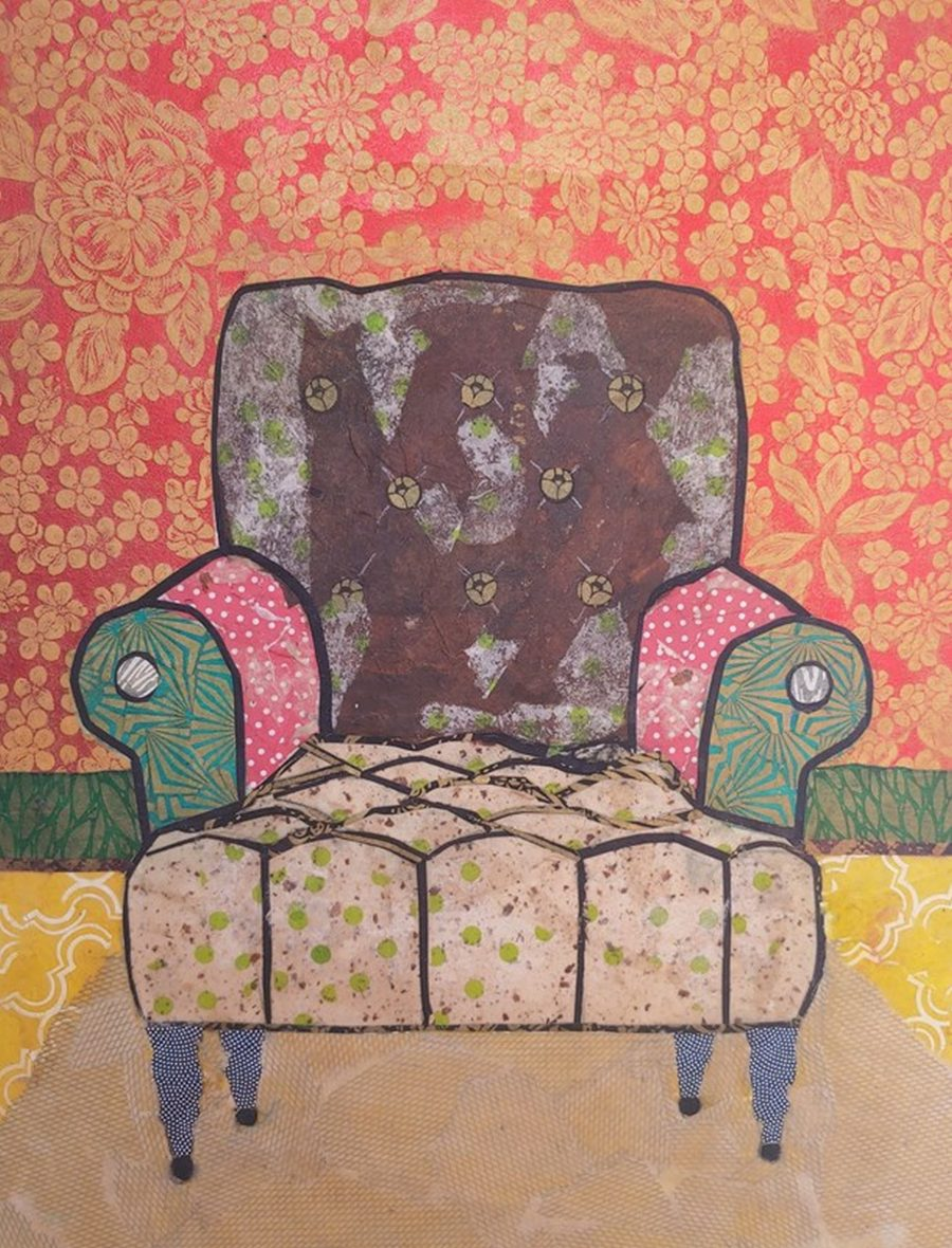 Bear Chair - Keith Young