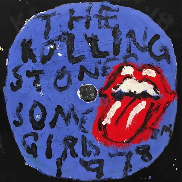 The Rolling Stones - Some Girls Blue - Kerry Smith
