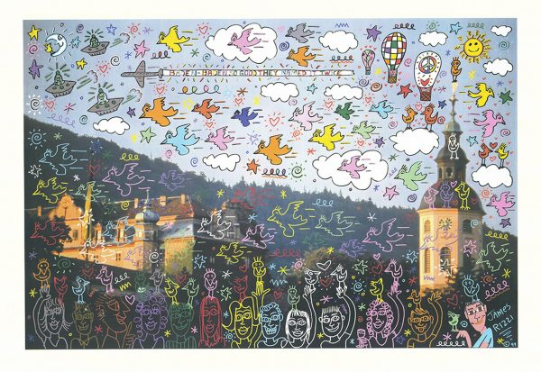 Baden-Baden so Good They Named It Twice - James Rizzi