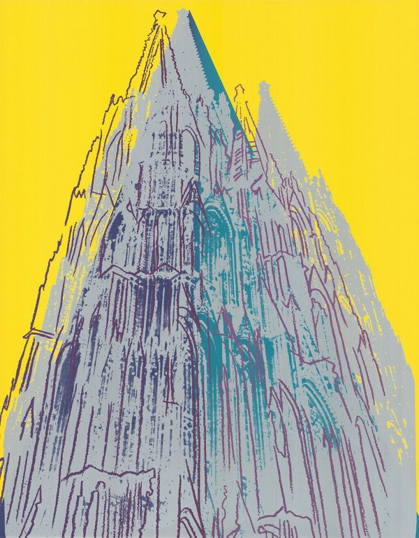 Cologne Cathedral (Yellow